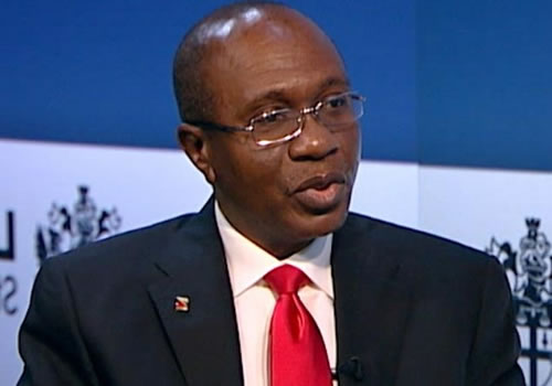 CBN Governor of the Central Bank of Nigeria (CBN), Mr. God-win Emefiele
